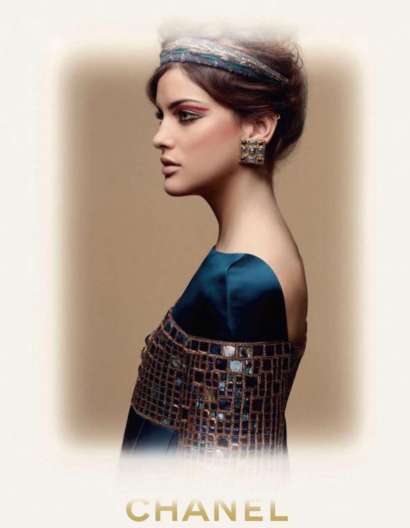 Изображение 2. Кампания: Chanel Pre-Fall 2011.. Изображение № 1.
