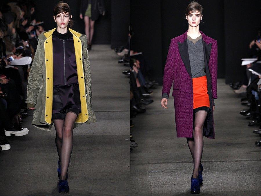Неделя моды в Нью-Йорке: Первые показы. Изображение № 10.