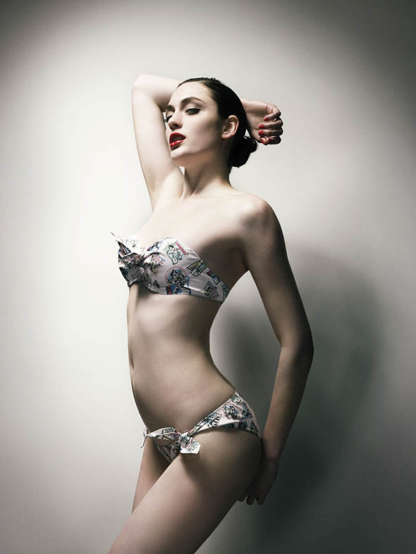 Agent Provocateur 2010: The Classics, Swimwear, Jewelry. Изображение № 24.
