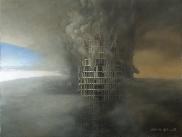 Фантастический реализм Питера Грича. Изображение № 4.