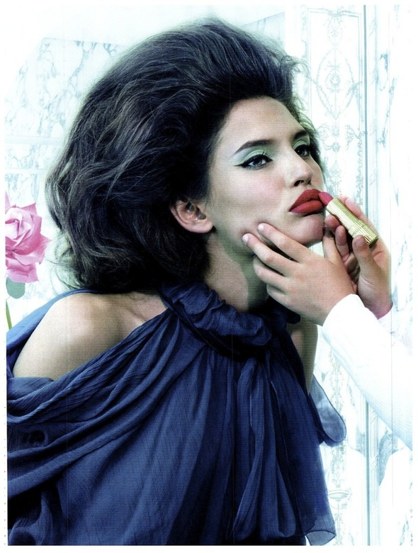 Съёмка: Бьянка Балти для итальянского Vogue. Изображение № 8.