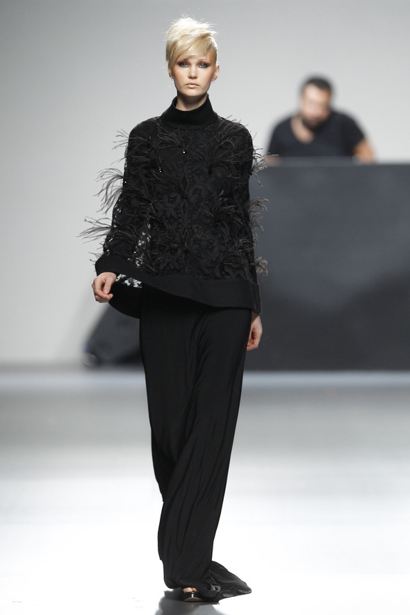Madrid Fashion Week A/W 2012: Juana Martin. Изображение № 28.
