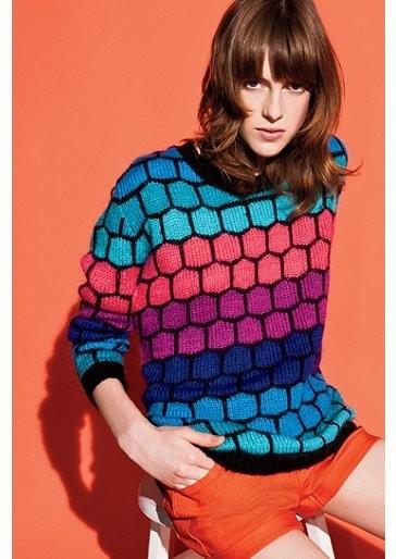 Лукбук: Urban Outfitters January 2012. Изображение № 5.