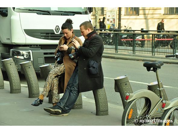 Изображение 38. City Looks: Лондон и Париж.. Изображение № 38.