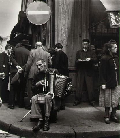 Paris, etmoi, jet'aime. Robert Doisneau. Изображение № 3.