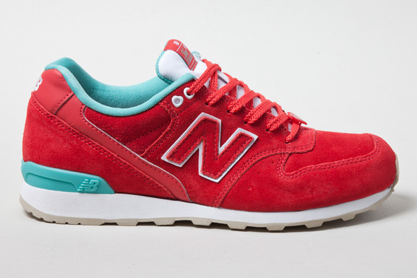 NEW BALANCE 996 HAPPY VALENTINES DAY. Изображение № 1.