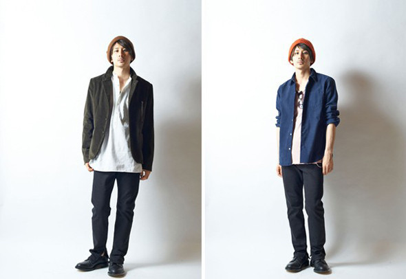 Victim Fall/Winter2012 Collection Lookbook. Изображение № 3.
