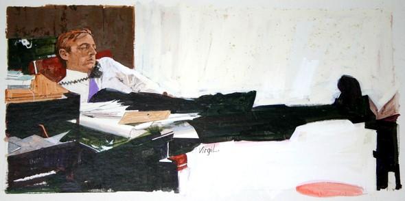 Американские иллюстраторы 40–60гг. ЧАСТЬ 1. Изображение № 15.