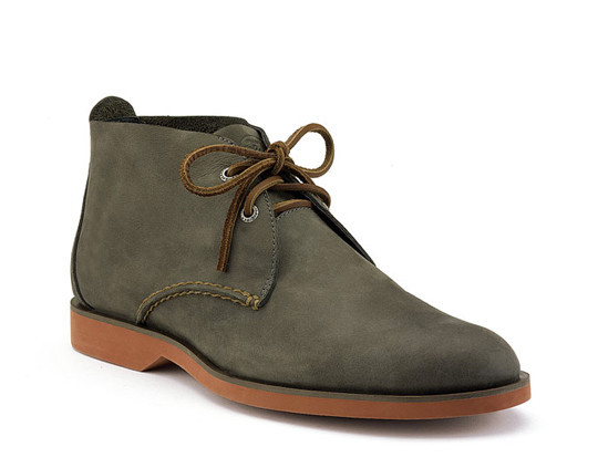 Sperry Top-Sider Cloud Logo Boat Oxford Desert Boot. Изображение № 2.