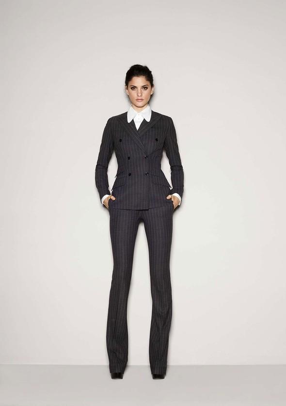 Лукбук: Dolce & Gabbana FW 2011 Women's. Изображение № 11.