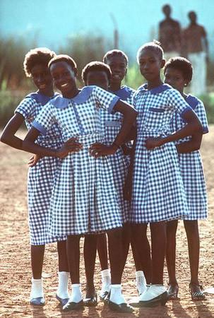 Школьная форма в Гамбии. Изображение № 25.