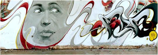 Интервью с граффити райтерами: Антон Baso. Изображение № 13.