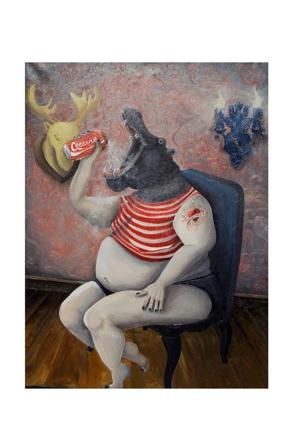 Изображение 16. Yulia Bakhtiozina artist from Rehab.. Изображение № 12.