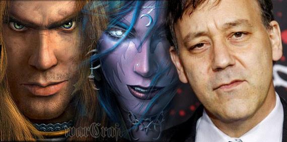 СэмРейми экранизирует Warcraft. Изображение № 1.