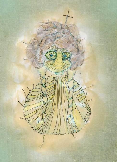 Изображение 8. Иллюстратор Masha Bartanayev.. Изображение № 8.