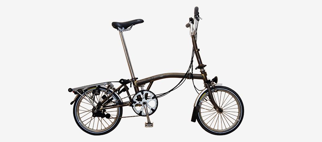 7 складных велосипедов, на которых легко уехать  от забот. Изображение № 8.