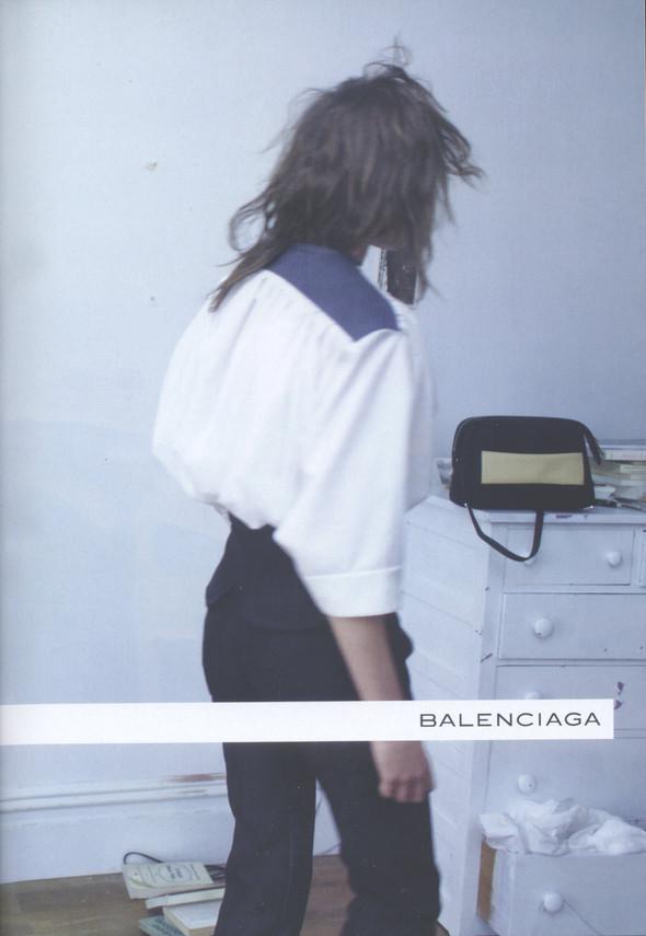 Превью кампаний: Balenciaga и Marc by Marc Jacobs. Изображение № 2.