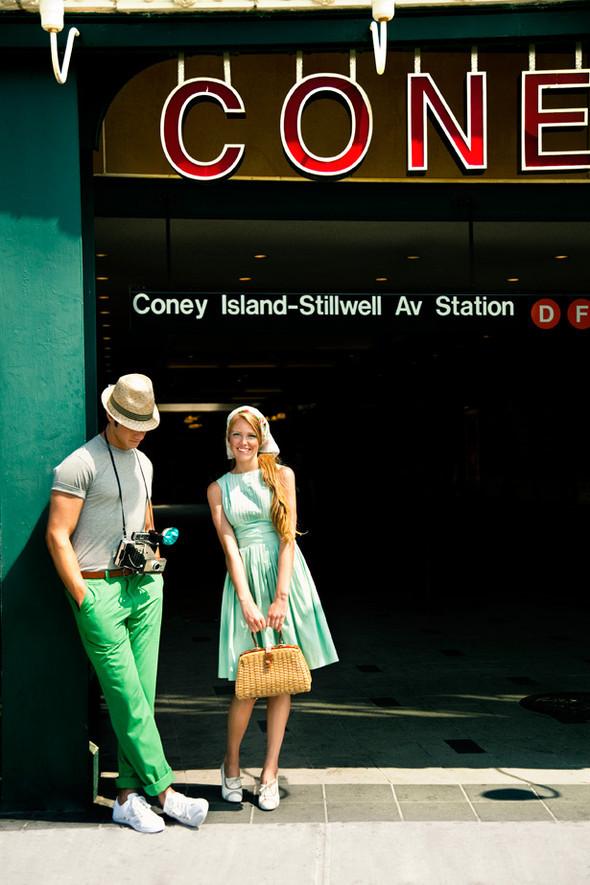 Летняя любовь в Кони-Айленд. Изображение № 6.