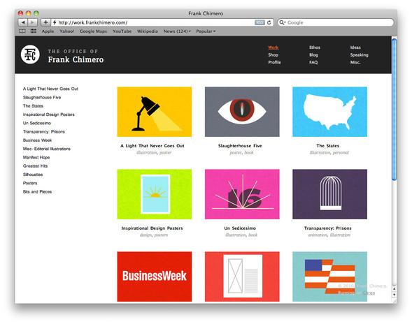 Каким должен быть сайт дизайнера. Изображение № 2.