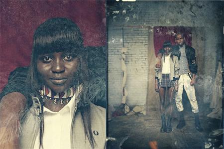 Африканские скинхеды byClayton Cubitt. Изображение № 1.