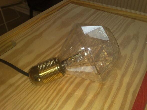 Изображение 2. Лампочки-бриллианты Eric Therner.. Изображение № 2.