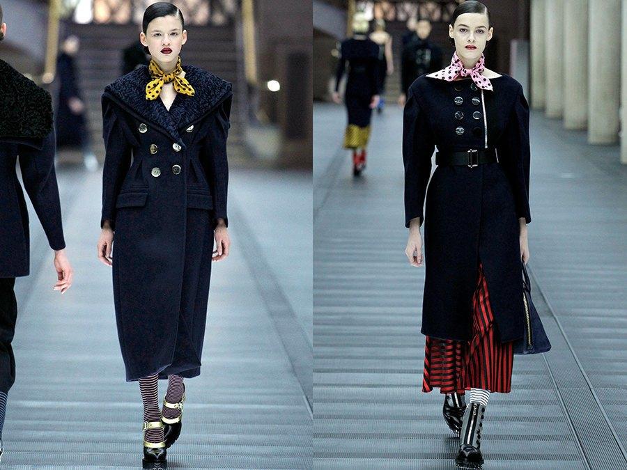 Неделя моды в Париже:  День 9. Изображение № 11.