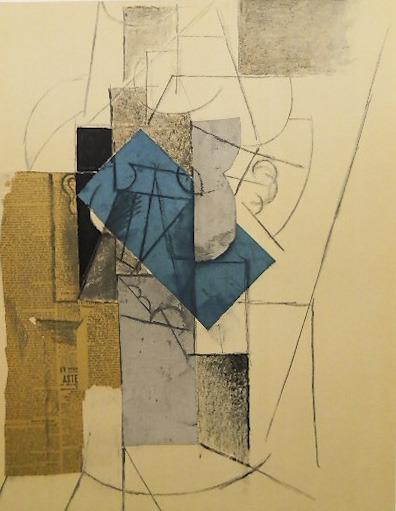 """""""Пабло Пикассо. Параграфы"""". Изображение № 6."""