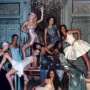 Кутюр в деталях: Принты в виде карт таро и боксерские пояса на Versace. Изображение № 27.