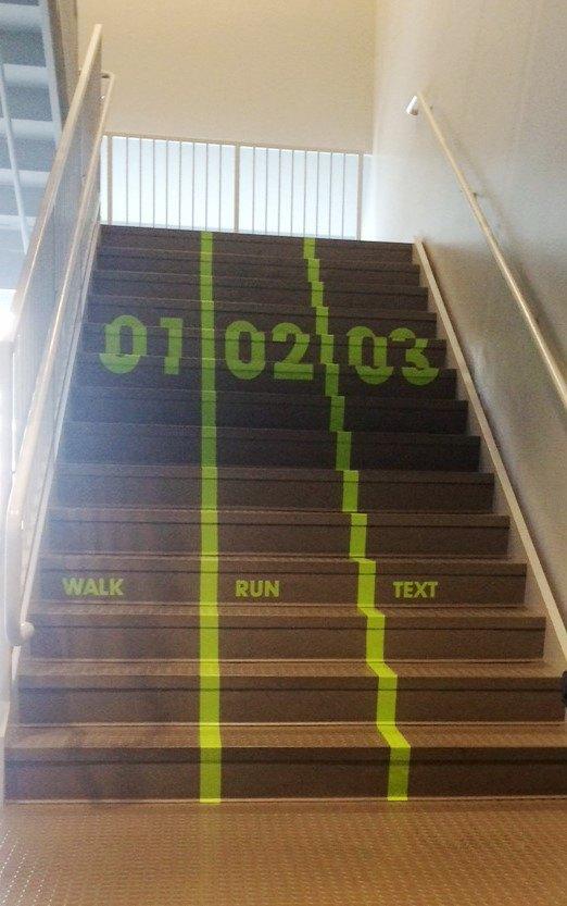В университете Юты сделали разметку для смартфон-зомби. Изображение № 2.