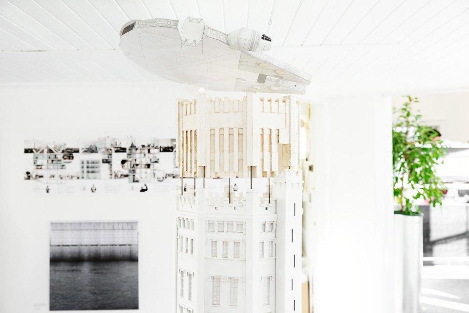 Рабочее место: архитектурная школа AA School. Изображение № 23.