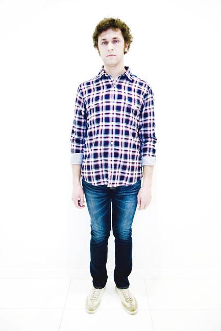 Встречайте по одежке: мужские образы от Uniqlo. Изображение № 9.