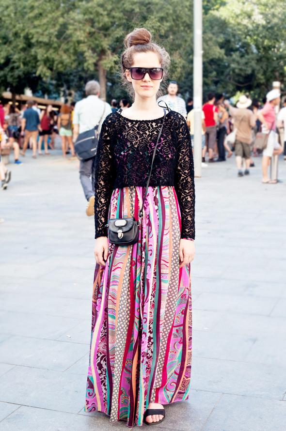 Пестрые рубашки и темные очки: Посетители фестиваля Sonar 2012. Изображение № 1.