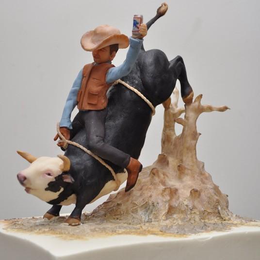 Невероятные торты от Сильвии Вейнсток. Изображение № 15.