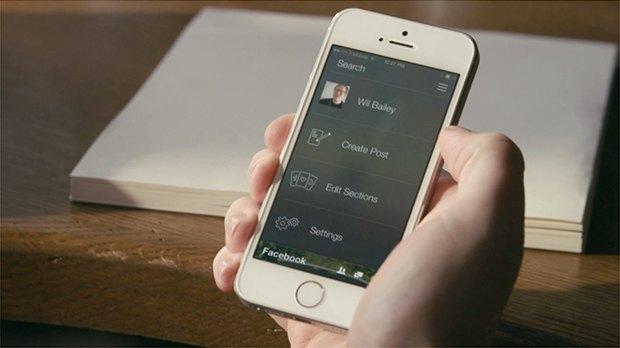 Дизайнеры критикуют мобильное приложение Paper. Изображение № 4.