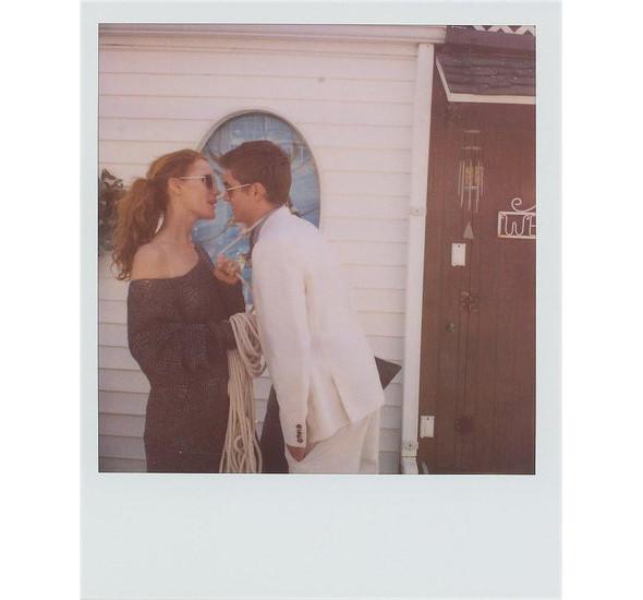 Лукбук: Скот Штепенберг любит Polaroid. Изображение № 11.