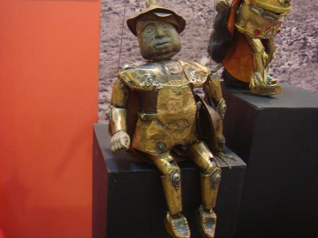 """Куклы из фильма А.Германа """"Трудно быть богом"""". Изображение № 2."""