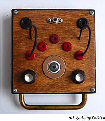 Синтезатор какпроизведение искусства. Изображение № 12.