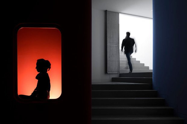 Фотограф: Fernando Guerra / Здание: Tranfor (Торриш-Ведраш, Португалия) / Бюро:  Pedro Gadanho + CVDB / Категория: «Интерьер». Изображение № 11.