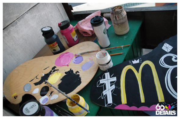 2D sculpture artist: Karina Kino (process & lifestyle). Изображение № 6.