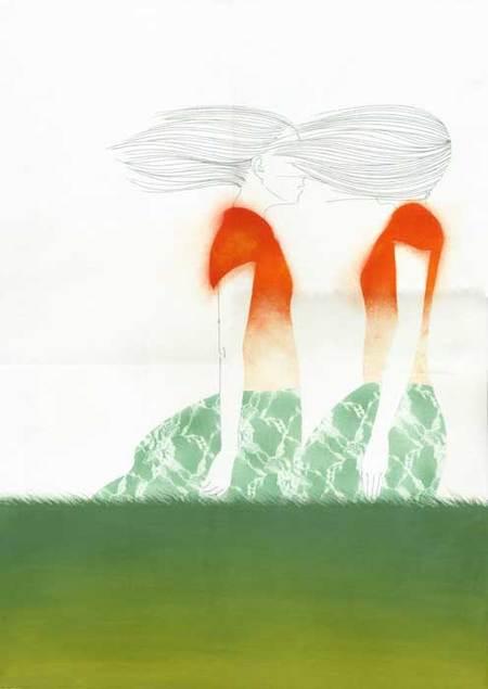 Naomi Kobayashi illustrations. Изображение № 12.