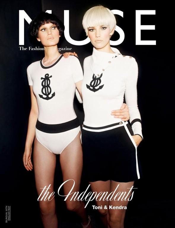 Обложки: Dazed & Confused, Zoo, Vogue и другие. Изображение № 4.
