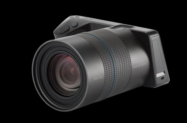 Lytro выпустили новую камеру. Изображение № 1.