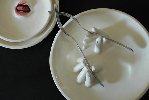 Страшная посуда. Изображение № 2.