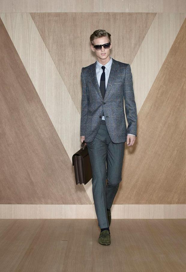 Мужские лукбуки Alexander McQueen, Comme des Garcons, Louis Vuitton и Club Monaco. Изображение № 57.