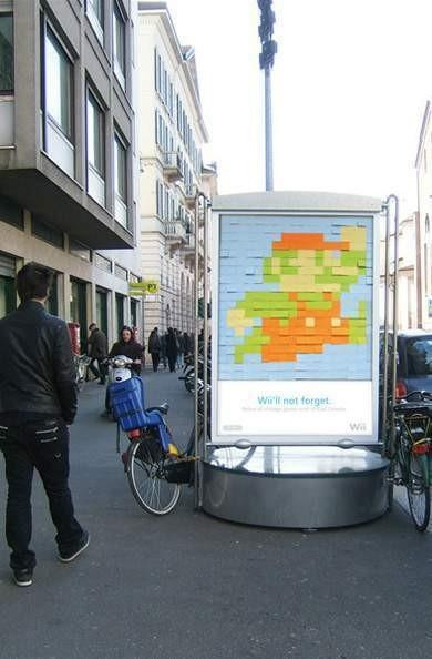 Изображение 20. Креативная реклама Post-it.. Изображение № 19.