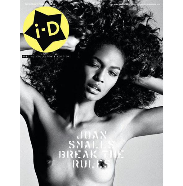 Новый номер журнала i-D. Изображение № 4.