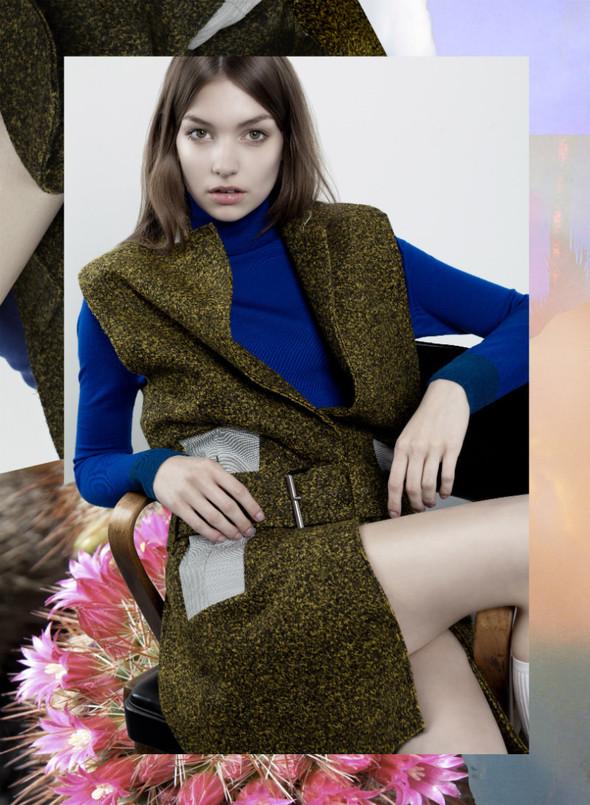 Новые съемки: Vogue, 25 Magazine, Exit. Изображение № 23.