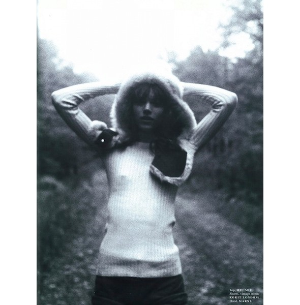 5 новых съемок: Dossier, Muse и Vogue. Изображение № 29.