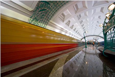 . Следующая станция «Славянский бульвар». Изображение № 8.