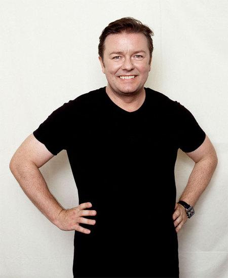 Киноангломания-2 Ricky Gervais. Изображение № 1.